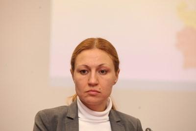 """Десислава Николова, главен икономист в Института за пазарна икономика  СНИМКА: """"24 часа""""/Архив"""