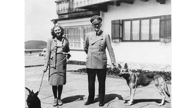 Хитлер свалял жените с камшик