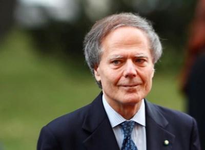 Външният министър на Италия Енцо Моаверо СНИМКА: Ройтерс