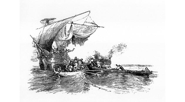"""Морето ни е """"черно"""" заради пирати"""