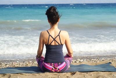 Медитацията помага за физическото и психическото здраве.