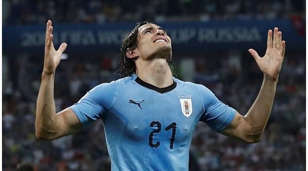Българската следа в кариерата на уругвайската суперзвезда Единсон Кавани