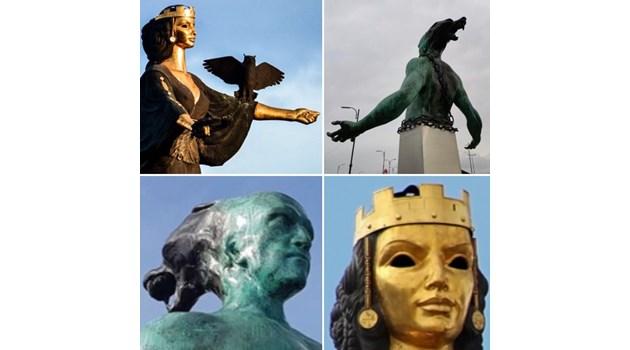 5 примера за спорни паметници, станали забележителни