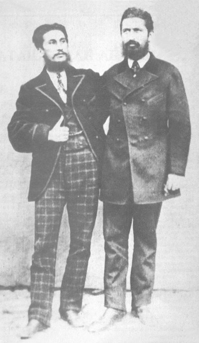 Спорната фотография е от архива на Ботевия другар Димитър Дикиджиев.