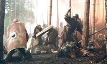 Всичките средновековни свади между владетели са всъщност свади между едни въоръжени мутри, досущ като днешните