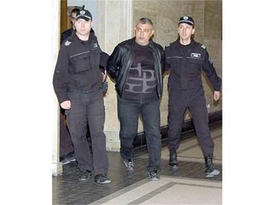 Стефан Бонев-Сако ще бъде съден като тартор на наркобанда.