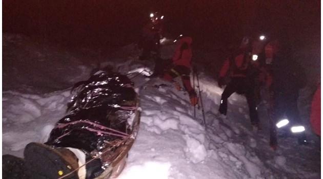 Спасените туристи в Беласица - тренирани футболист и борец