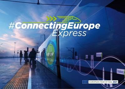 """Посрещаме експрес """"Връзка с Европа"""" на гарата в София на 15 септември"""