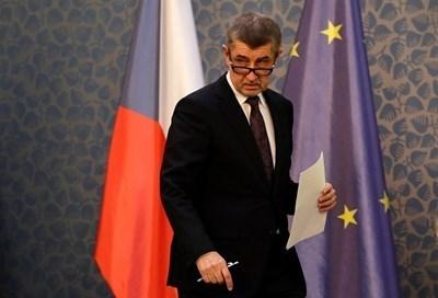 И.д. премиер на Чехия Андрей Бабиш  СНИМКА: Ройтерс