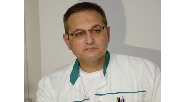 Д-р Георги Хубчев починал ден преди да разбере, че е професор. COVID-19 го преборил за 48 часа