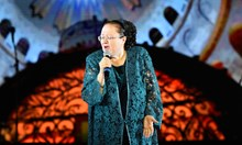 Ваня Костова се готвила за голям концерт през август в Бургас