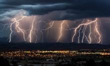 Мълнии и торнада превръщат жени в пророчици