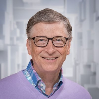 Picture of Bill Gates: Tweed / Bill Gates