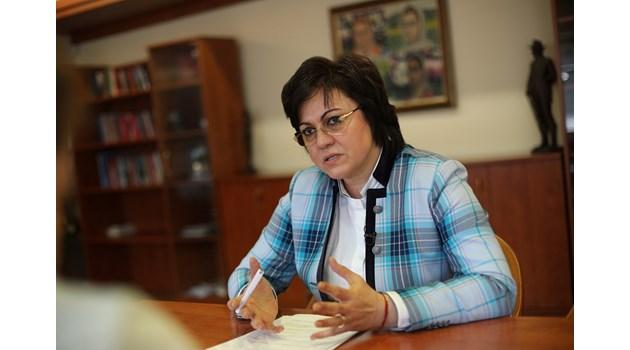 Само министрите на Жан - Овчаров и Гечев, останаха с Нинова