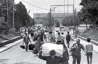 """""""168 часа"""": 1989 г. """"Ястребите"""" в София и Анкара настояват за военен сблъсък"""