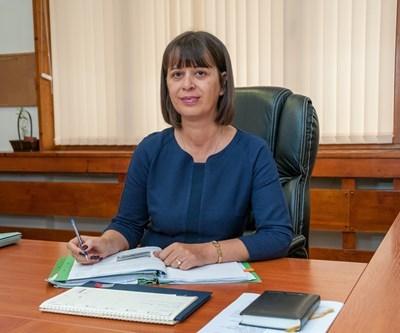 Росица Темелкова, председател на Окръжен съд Бургас