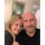 Кели и Джон Траволта СНИМКА: Инстаграм