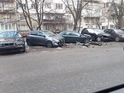 Снимка: Фейсбук/Забелязано в София