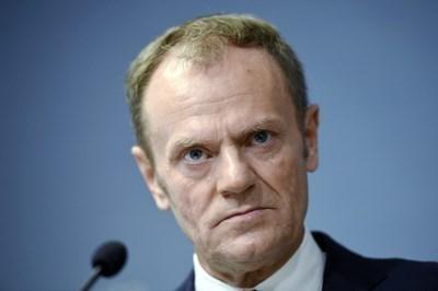 Туск изпрати писмо до държавните и правителствените ръководители на страните от ЕС в навечерието на среща. Снимка: Ройтерс