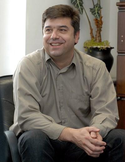 """Бившият кмет на """"Младост"""" Петко Дюлгеров бе пуснат вкъщи в края на октомври.  СНИМКА: """"24 ЧАСА"""""""