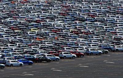 България с най-голям спад в Европа в продажбите на нови коли през септември