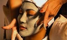 Зеленият чай действа регенериращо на кожата на лицето