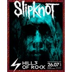 Slipknot идватна Hills of Rock