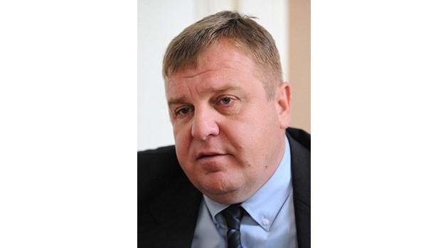 Каракачанов: Ще блокираме първата конференция на Македония с ЕС, ако не се разберат историците