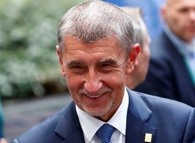 Правителството на малцинството начело с Андрей Бабиш каза, че решението означава край на националните ограничения за придвижване СНИМКА: Ройтерс