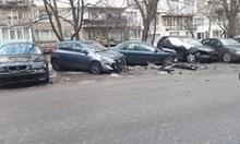 Мъжът, помел 7 паркирани коли в София: Чаках приятелката си, нападнаха ме четирима. Тръгнах рязко, но те ме настигнаха, биха ме и ми взеха телефона и парите