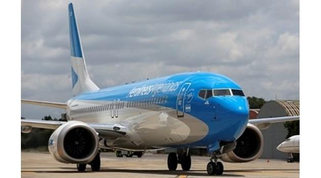 """""""Боинг 737 МАКС 8"""" се приземи в София, Холандия не го прие. Може да излети празен"""