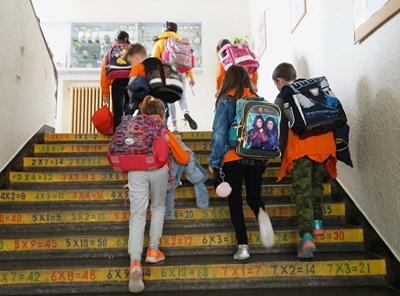Учениците търсят помощта на психолозите в училище.  СНИМКА: ДЕСИСЛАВА КУЛЕЛИЕВА