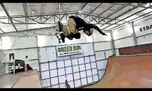 Завъртане на 1080 градуса: как 11-годишен пренаписа историята в скейтборда