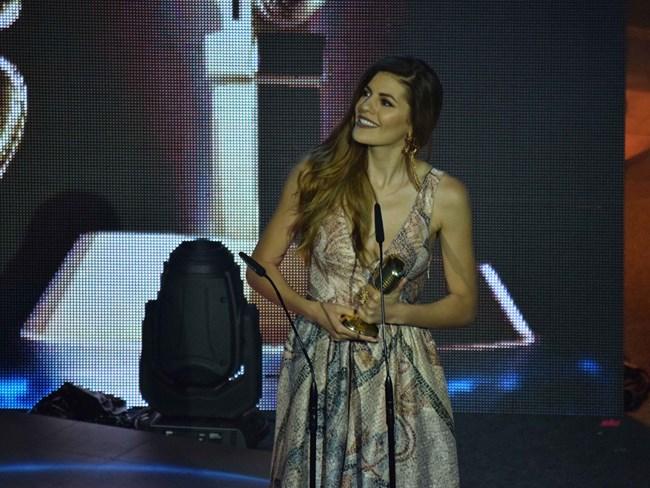 Мария Филева получи наградата за най-добра певица.