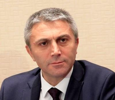 Лидерът на ДПС Мустафа Карадайъ