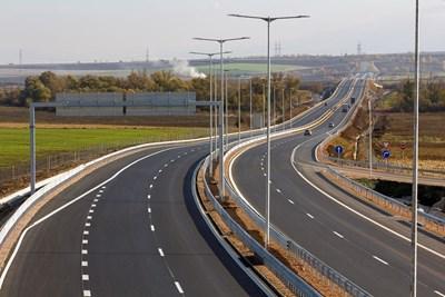 """Автомагистрала """"Европа""""."""