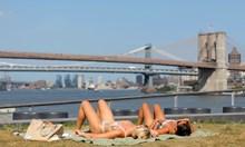 Как да се справим с жегата в града