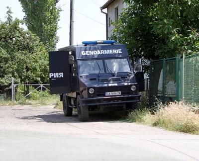 Присъствието на жандармерията по селатата намалило престъпленията в три региона.