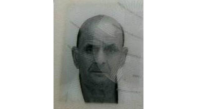 Откриха мъртъв край Пазарджик обявен за издирване пенсионер