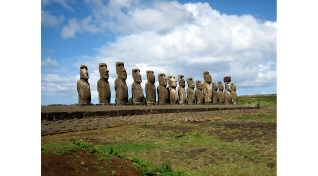 Нова теория описва извънземния апокалипсис на Великденските острови