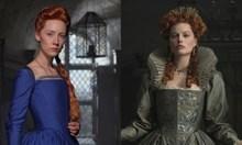 """Мария Стюарт посяга към короната на Елизабет I в """"Мери, кралицата на шотландците"""""""