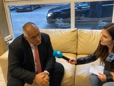 Борисов: Васил Божков не ми е дал нито една стотинка (Видео)