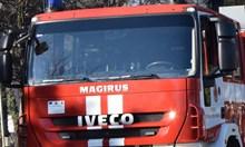 Пожар изпепели селски магазин в Полскотръмбешко, има арестуван за палеж