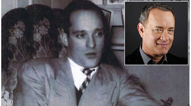 """Българският тъст на Том Ханкс - Хасан, бяга с Рашид от лагера на смъртта """"Куциян"""".  60 години по-късно двамата се срещат на Фиджи"""