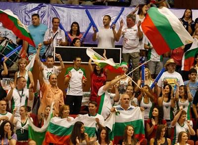 """Националите ни ще започнат от Варна участието си на световното. В """"Конгресна"""" са се провеждали десетки паметни мачове на тима."""