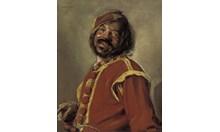 Само бедните и пияните  се смеят в старите картини, богатите и знатните са сериозни