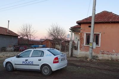 Спецакция и в село Бъркач