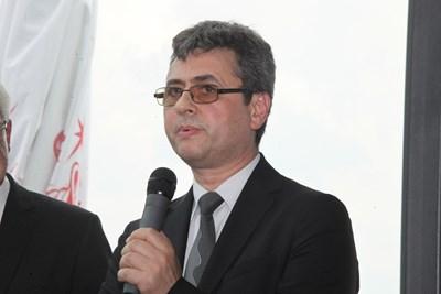 Ректорът на Медицинския университет в Плевен проф. Славчо Томов