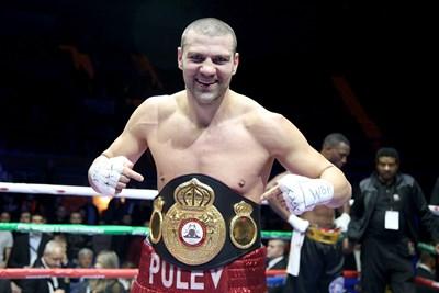Тервел Пулев ще се бие на 29 януари