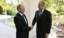 Радев и Путин - в любимата резиденция на руската власт